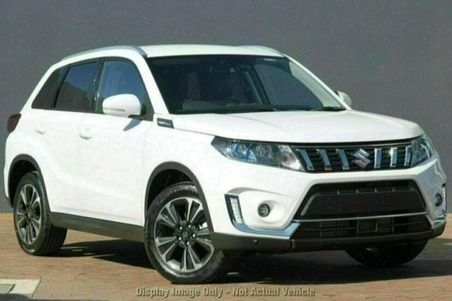 New Suzuki Vitara LY Series II 2WD, 2020 Suzuki Vitara LY Series II 2WD Cool White 6 Speed Sports Automatic Wagon