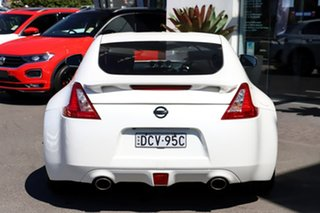 2014 Nissan 370Z Z34 MY14 White 7 Speed Sports Automatic Coupe