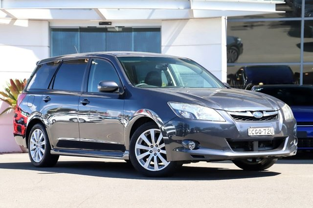Used Subaru Liberty B5 MY12 Exiga Lineartronic AWD Premium, 2012 Subaru Liberty B5 MY12 Exiga Lineartronic AWD Premium Grey 6 Speed Constant Variable Wagon