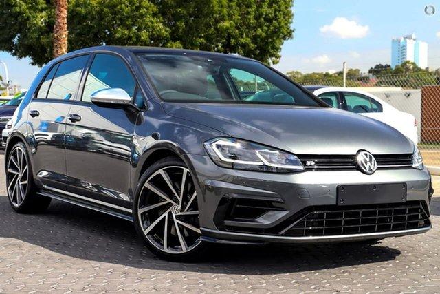 New Volkswagen Golf 7.5 MY20 R DSG 4MOTION, 2020 Volkswagen Golf 7.5 MY20 R DSG 4MOTION Grey 7 Speed Sports Automatic Dual Clutch Hatchback