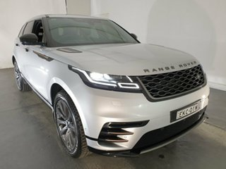 2017 Land Rover Range Rover Velar L560 MY18 D240 AWD SE Silver 8 Speed Sports Automatic Wagon.