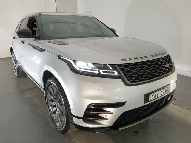 Used Land Rover Range Rover Velar L560 MY18 D240 AWD SE, 2017 Land Rover Range Rover Velar L560 MY18 D240 AWD SE Silver 8 Speed Sports Automatic Wagon