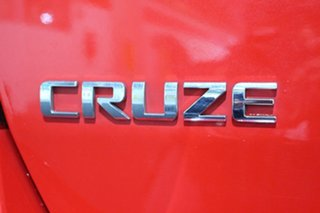 2015 Holden Cruze JH Series II MY16 Equipe Red Hot 6 Speed Sports Automatic Hatchback