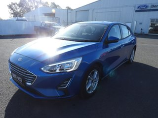 2019 Ford Focus AMBIENTE 5D HAT Blue 6 Speed Automatic Hatchback.