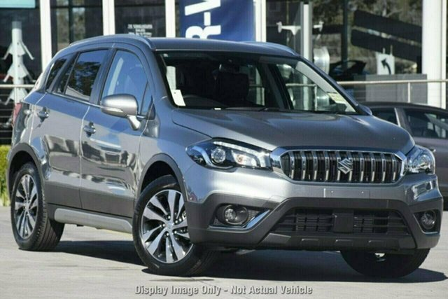 New Suzuki S-Cross JY Turbo Prestige, 2020 Suzuki S-Cross JY Turbo Prestige Galactic Grey 6 Speed Sports Automatic Hatchback