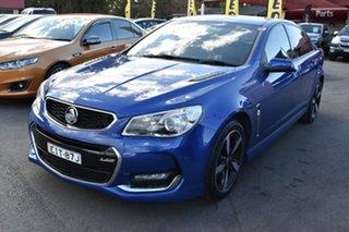 2017 Holden Commodore VF II MY17 SS Slipstream Blue 6 Speed Sports Automatic Sedan
