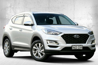 2020 Hyundai Tucson TL4 MY20 Active 2WD Platinum Silver 6 Speed Automatic Wagon.