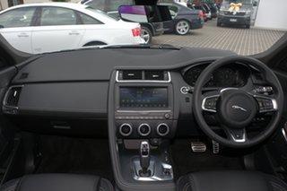 2019 Jaguar E-PACE X540 20MY Standard R-Dynamic S Santorini Black 9 Speed Sports Automatic Wagon.