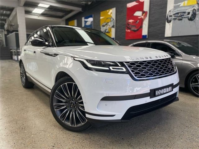 Used Land Rover Range Rover Velar  , 2018 Land Rover Range Rover Velar L560 D300 SE White Sports Automatic Wagon