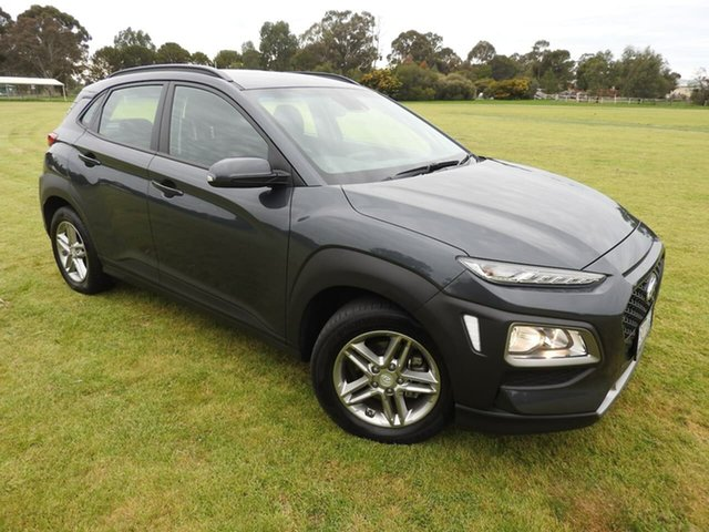Used Hyundai Kona  , 2017 Hyundai Kona ACTIVE Grey 6 Speed Automatic Wagon