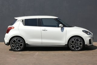2020 Suzuki Swift AZ Series II Sport Pure White Pearl 6 Speed Manual Hatchback