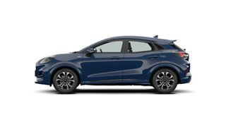 2020 Ford Puma JK 2020.75MY ST-Line Blazer Blue 7 Speed Sports Automatic Dual Clutch Wagon.
