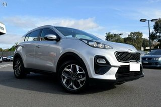 2019 Kia Sportage QL MY19 Si AWD Premium Silver 8 Speed Sports Automatic Wagon.