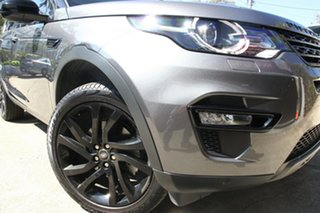 2017 Land Rover Discovery Sport LC MY17 TD4 180 HSE 7 Seat Grey 9 Speed Automatic Wagon.