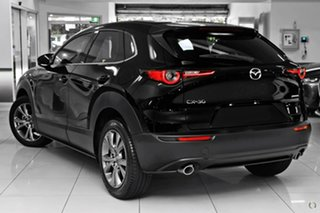 2020 Mazda CX-30 DM2W7A G20 SKYACTIV-Drive Astina Black 6 Speed Sports Automatic Wagon