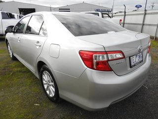 2015 Toyota Camry Altise Silver 5 Speed Automatic Sedan