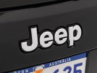 2014 Jeep Grand Cherokee WK MY15 SRT 8 (4x4) Black 8 Speed Automatic Wagon