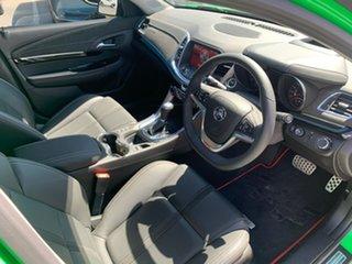 2017 Holden Commodore VF II MY17 SS V Redline Green 6 Speed Sports Automatic Sedan