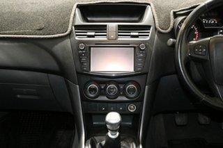 2017 Mazda BT-50 MY16 GT (4x4) Red 6 Speed Manual Dual Cab Utility