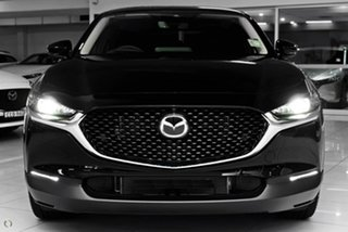 2020 Mazda CX-30 DM2W7A G20 SKYACTIV-Drive Astina Black 6 Speed Sports Automatic Wagon.