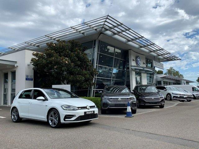 New Volkswagen Golf 7.5 MY20 110TSI DSG Highline, 2020 Volkswagen Golf 7.5 MY20 110TSI DSG Highline White 7 Speed Sports Automatic Dual Clutch