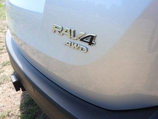 2014 Toyota RAV4 CRUISER Silver Automatic Wagon