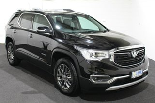 2019 Holden Acadia AC MY19 LTZ AWD Mineral Black 9 Speed Sports Automatic Wagon.