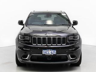 2014 Jeep Grand Cherokee WK MY15 SRT 8 (4x4) Black 8 Speed Automatic Wagon.