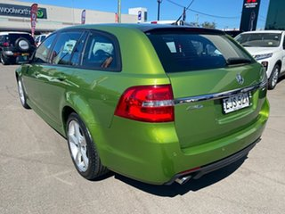2016 Holden Commodore VF II MY16 SV6 Sportwagon Green 6 Speed Sports Automatic Wagon