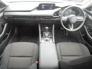 2019 Mazda 3 BP2SLA G25 SKYACTIV-Drive Evolve White 6 Speed Sports Automatic Sedan