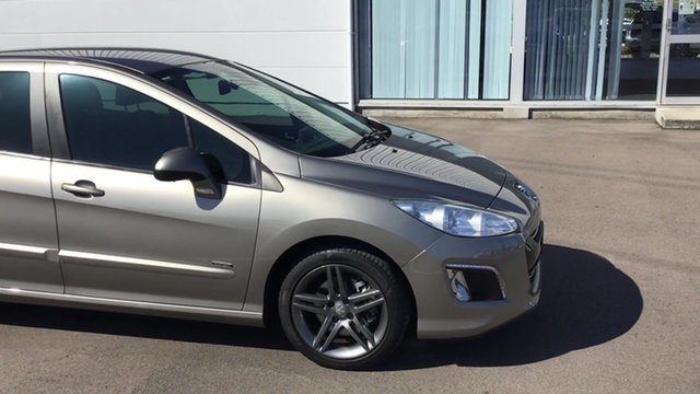 Used Peugeot 308 T7 MY13 Sportium, 2013 Peugeot 308 T7 MY13 Sportium Grey 6 Speed Sports Automatic Hatchback