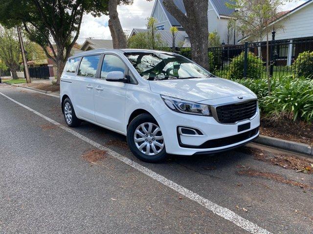 Used Kia Carnival YP MY19 S, 2018 Kia Carnival YP MY19 S White 8 Speed Sports Automatic Wagon