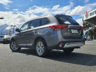 2019 Mitsubishi Outlander ZL MY20 ES 2WD Grey 6 Speed Constant Variable Wagon.