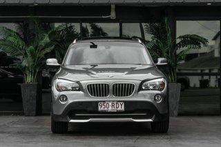 2010 BMW X1 E84 xDrive23d Steptronic Grey 6 Speed Sports Automatic Wagon.
