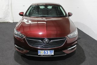 2018 Holden Calais ZB MY18 Liftback Burgundy 9 Speed Sports Automatic Liftback