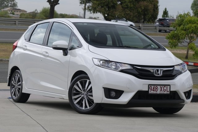 Used Honda Jazz GF MY17 VTi-S, 2017 Honda Jazz GF MY17 VTi-S White 1 Speed Constant Variable Hatchback