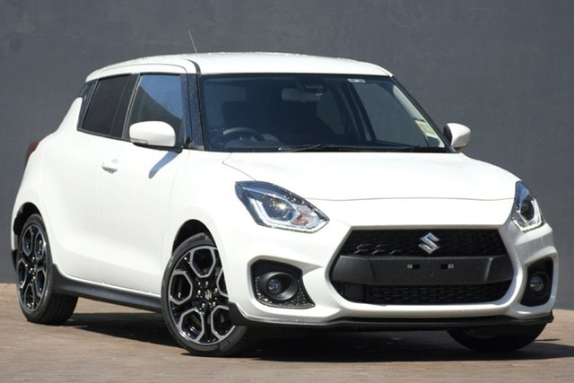 Demo Suzuki Swift AZ Series II Sport Melville, 2020 Suzuki Swift AZ Series II Sport Pure White 6 Speed Manual Hatchback