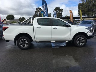 2019 Mazda BT-50 UR0YG1 GT+ White 6 Speed Sports Automatic Utility