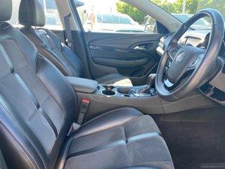 2016 Holden Commodore VF II MY16 SV6 Sportwagon Green 6 Speed Sports Automatic Wagon