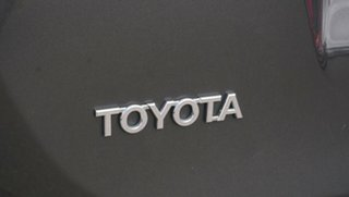 2015 Toyota RAV4 ZSA42R MY14 GX 2WD Grey 7 Speed Constant Variable Wagon
