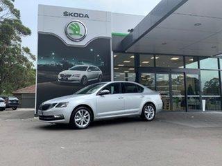 2019 Skoda Octavia NE MY20.5 110TSI Sedan DSG Silver 7 Speed Sports Automatic Dual Clutch Liftback.
