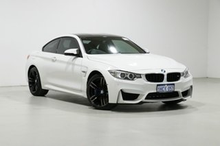 2015 BMW M4 F82 LCI White 7 Speed Auto Dual Clutch Coupe.