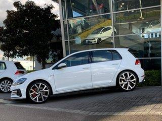 2020 Volkswagen Golf 7.5 MY20 GTI DSG White 7 Speed Sports Automatic Dual Clutch Hatchback