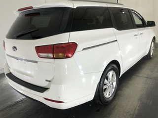 2015 Kia Carnival YP MY15 SI White 6 Speed Sports Automatic Wagon