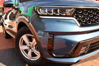 2020 Kia Sorento MQ4 MY21 S AWD Mineral Blue 8 Speed Sports Automatic Dual Clutch Wagon.