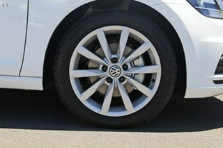 2020 Volkswagen Golf 7.5 MY20 110TSI DSG Comfortline White 7 Speed Sports Automatic Dual Clutch.
