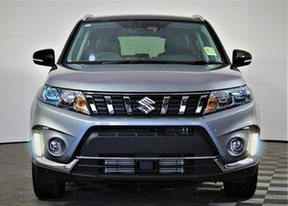2020 Suzuki Vitara LY Series II Turbo 4WD Galactic Grey & Cosmic Black 6 Speed Sports Automatic.