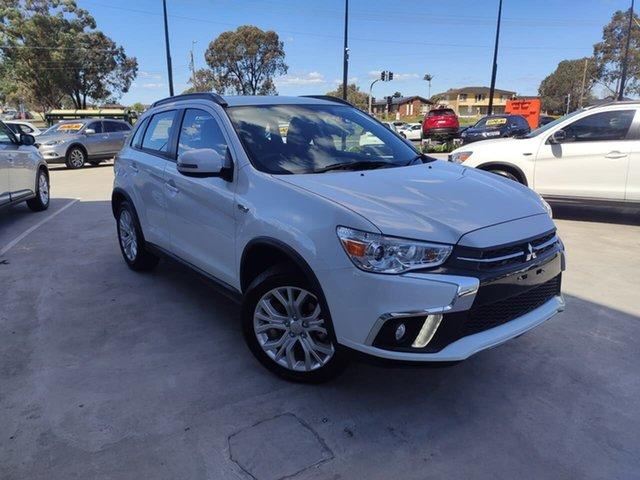 Used Mitsubishi ASX XC MY19 ES 2WD ADAS, 2019 Mitsubishi ASX XC MY19 ES 2WD ADAS White 1 Speed Constant Variable Wagon