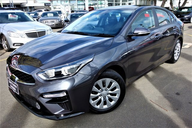 Used Kia Cerato BD MY20 S, 2019 Kia Cerato BD MY20 S Grey 6 Speed Sports Automatic Sedan