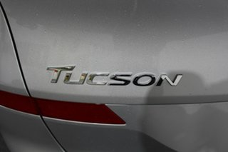 2020 Hyundai Tucson TL3 MY20 Elite AWD Silver 8 Speed Sports Automatic Wagon